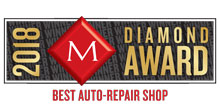 Midtown Magazine 2018 Best Auto Repair Shop